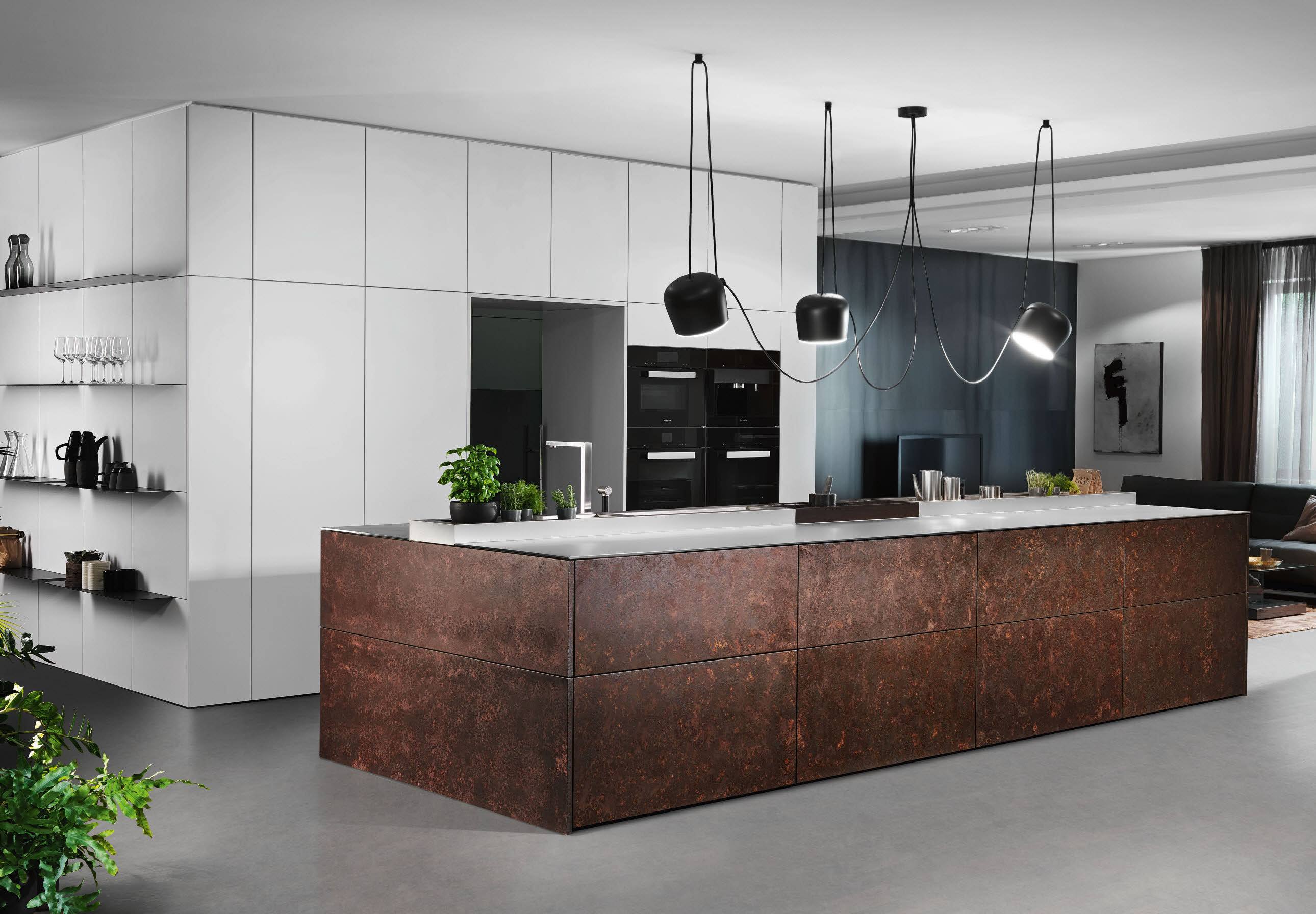 INTUO Design kitchen Forto