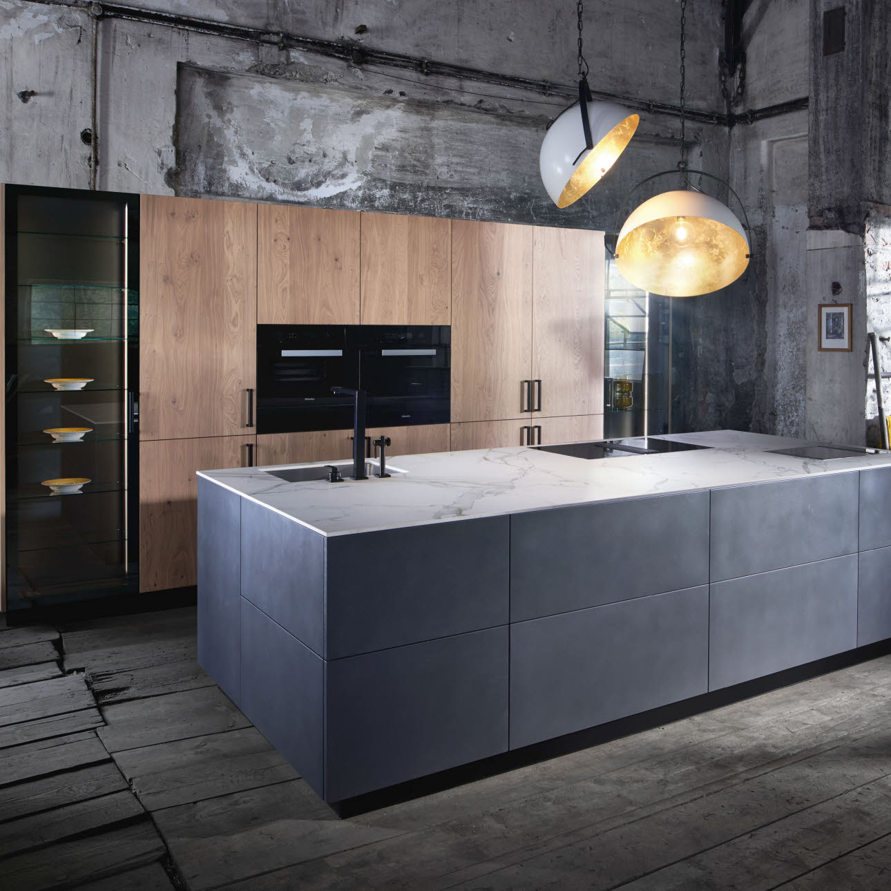 industrial design kitchen | intuo