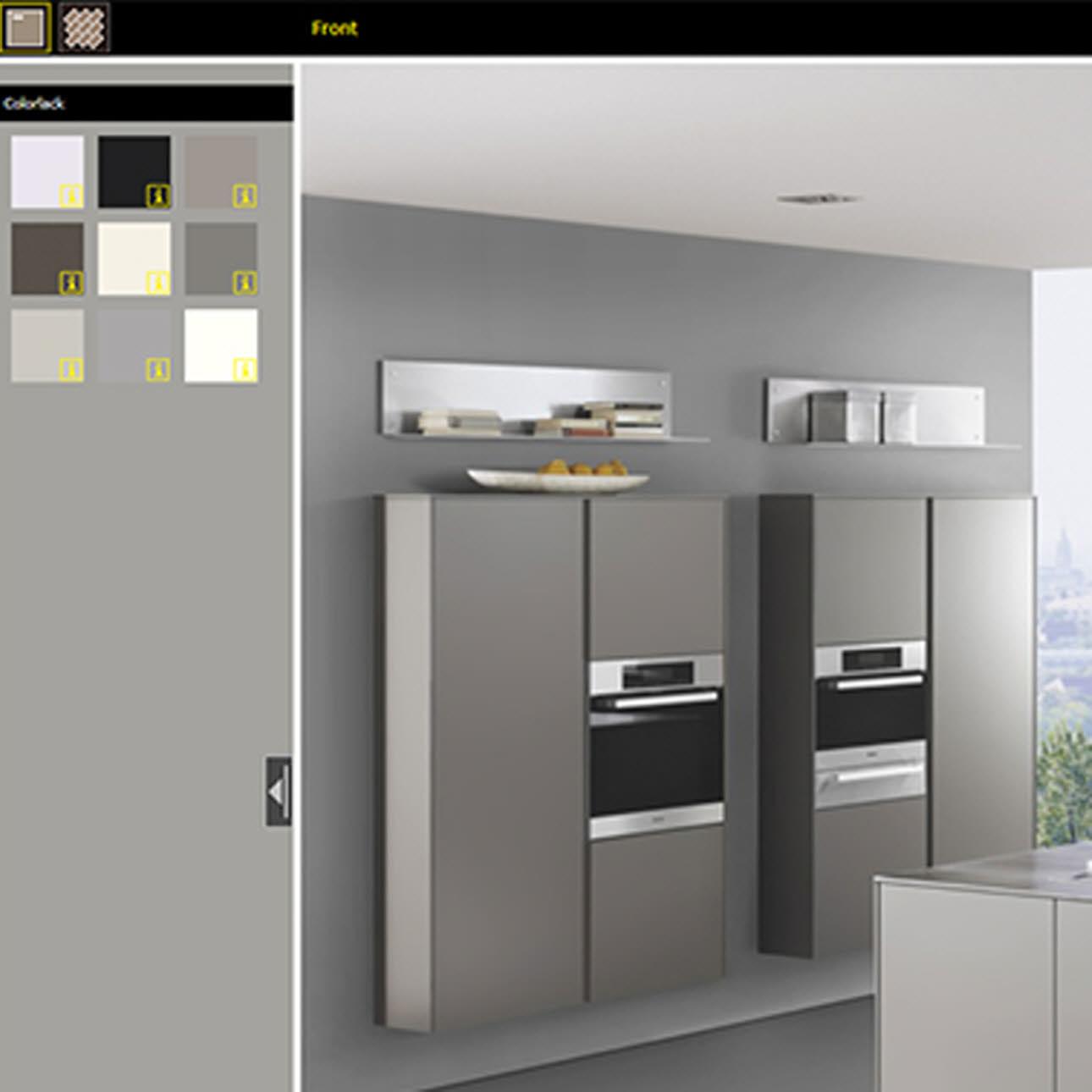 Kuchenkonzepte epizodo personeco intuo for Küchen konfigurator