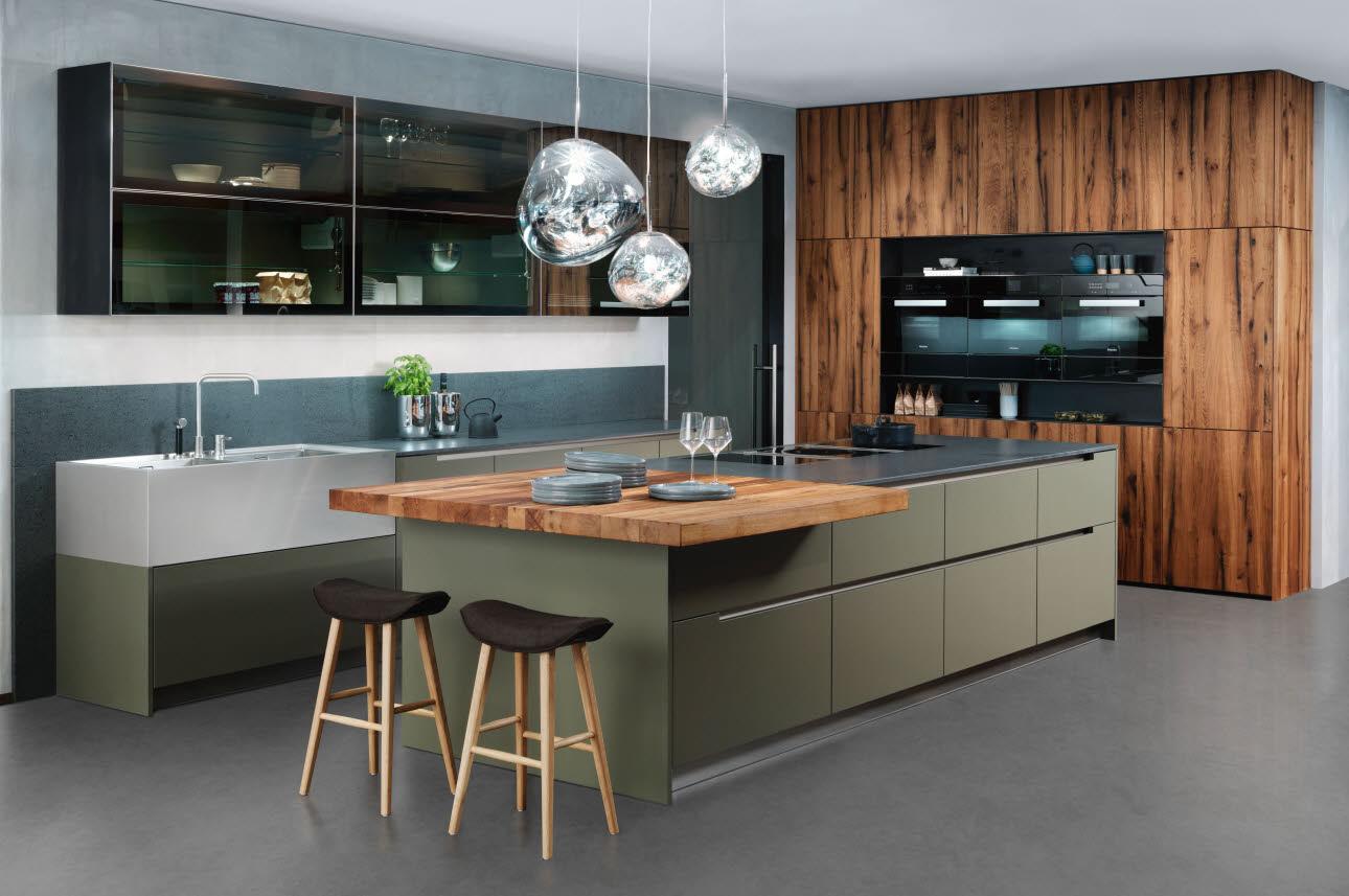 Möbel Rundel Ausstellungsküchen: 33 elegante rundel küchen küchen ideen.
