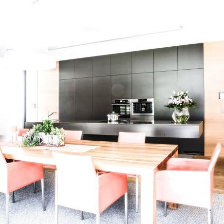intuo kitchen magazin schwebende intuo k che. Black Bedroom Furniture Sets. Home Design Ideas